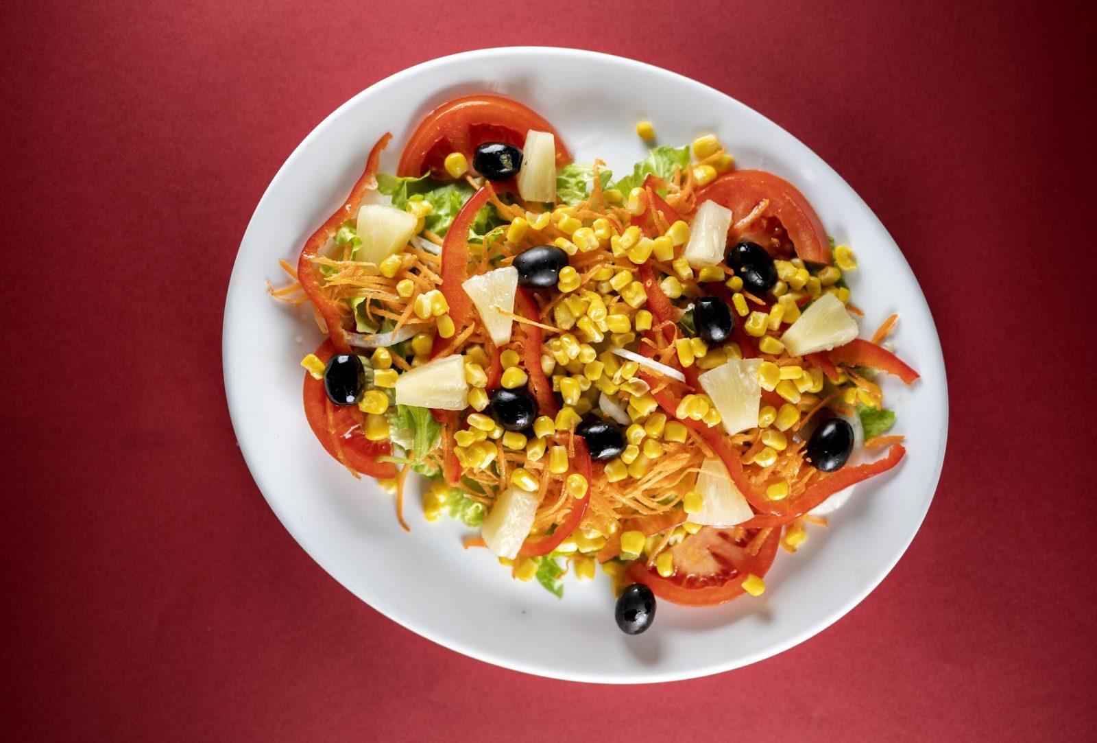 Salada_Mimos Pizza